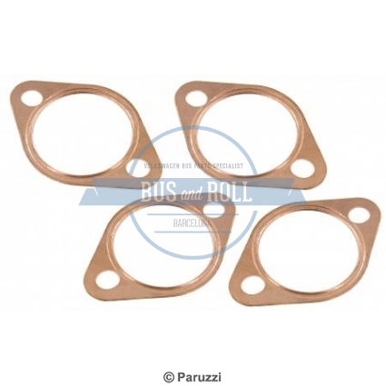 copper-exhaust-gaskets-for-41mm-tubing-4-pieces