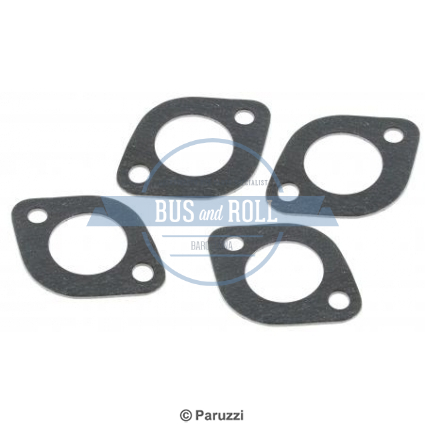 paper-exhaust-gaskets-from-35mm-tubing-4-pieces