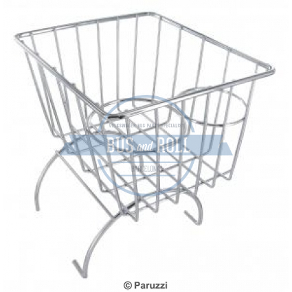 storage-basket-with-cupholders-chrome
