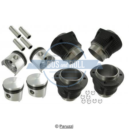 big-bore-piston-and-cylinder-kit-1641-cc-1600-slip-in-with-casted-pistons