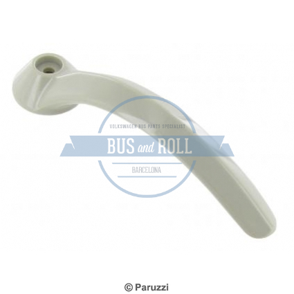 cargo-side-door-door-inner-handle-silver-beige