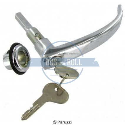 cargo-side-door-handle-with-lock-chrome