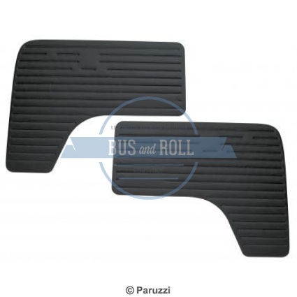 cabin-door-panels-black-vinyl-per-pair