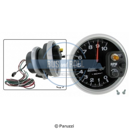 tachometer-with-shift-lite-o-127mm-auto-gage