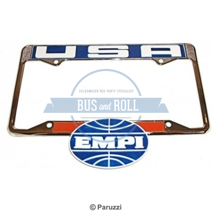 empi-license-plate-frame