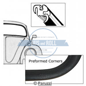 front-window-seal-standard