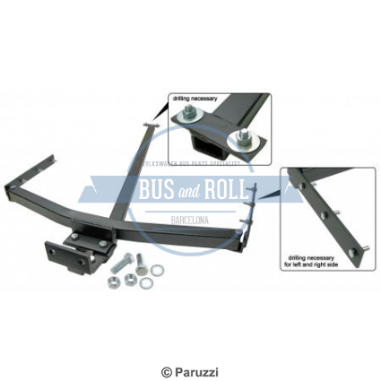 tow-bar-bracket-with-hardware