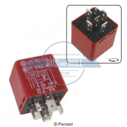 wiper-time-relay-12v