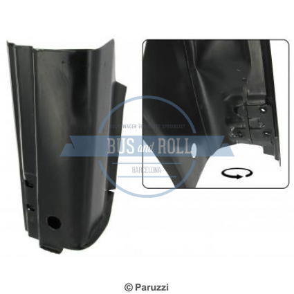 front-hinge-pillar-complete-left-b-quality-245-cm