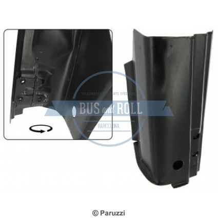 front-hinge-pillar-complete-right-b-quality-245cm