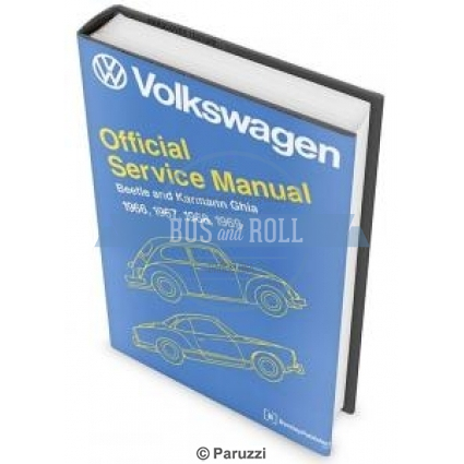 book-vw-official-service-manual