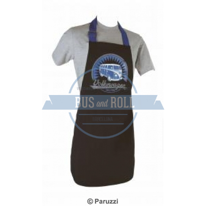 split-bus-bbq-apron-black